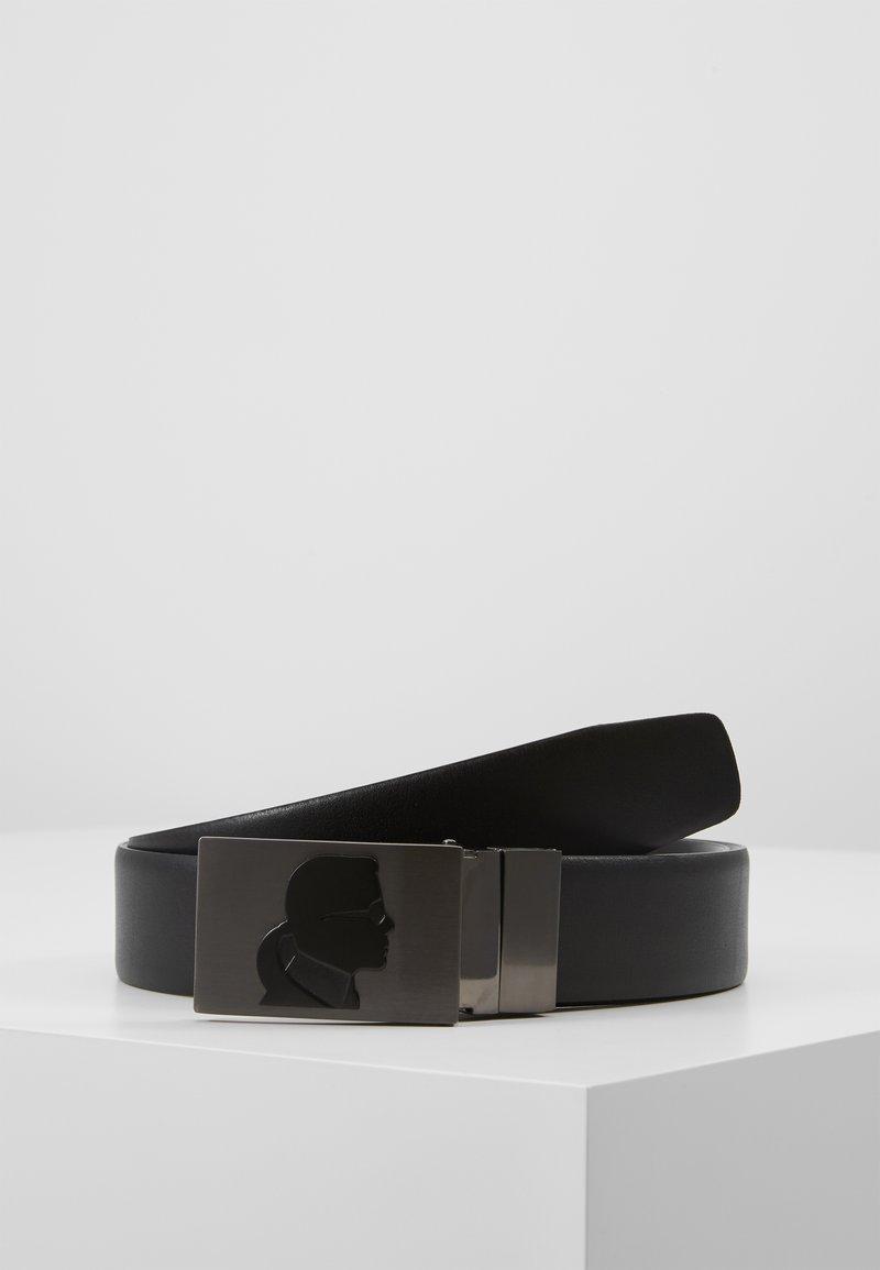 KARL LAGERFELD - Gürtel - black