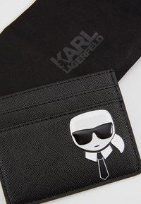KARL LAGERFELD - Monedero - black - 2