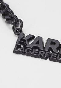KARL LAGERFELD - Klíčenka - black - 3