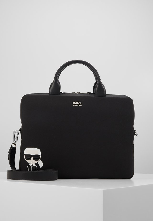 IKONIK LAPTOP  - Notebooktasche - black