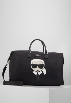 IKONIK - Sac week-end - black
