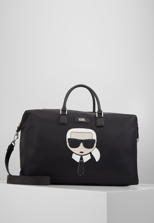 IKONIK - Weekend bag - black
