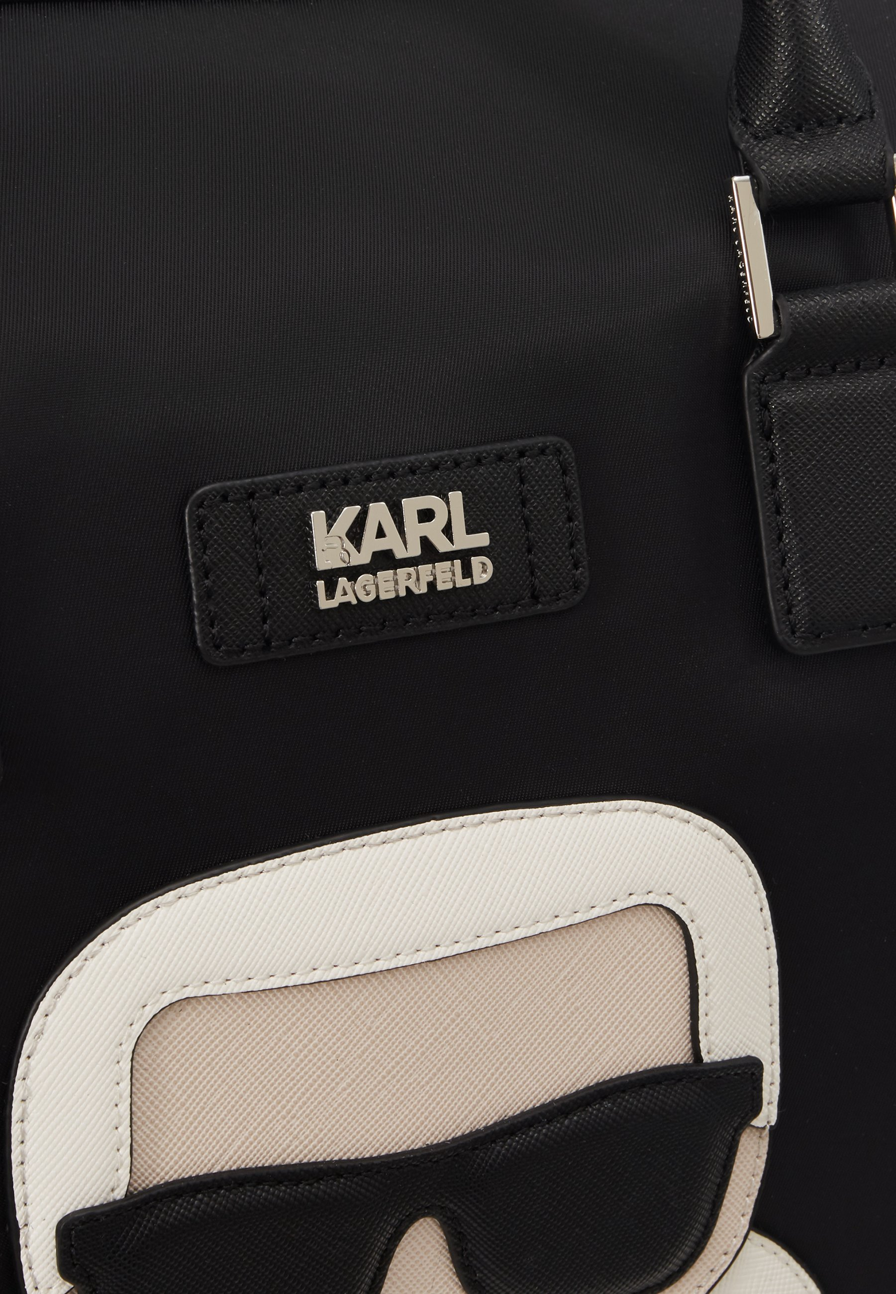 Karl Lagerfeld Ikonik - Sac Week-end Black