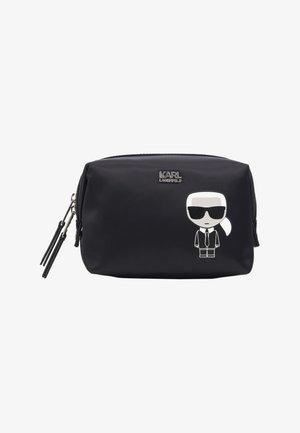 IKONIK WASHBAG - Wash bag - black