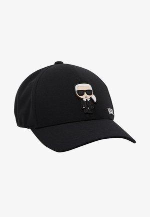 BASECAP - Czapka z daszkiem - black