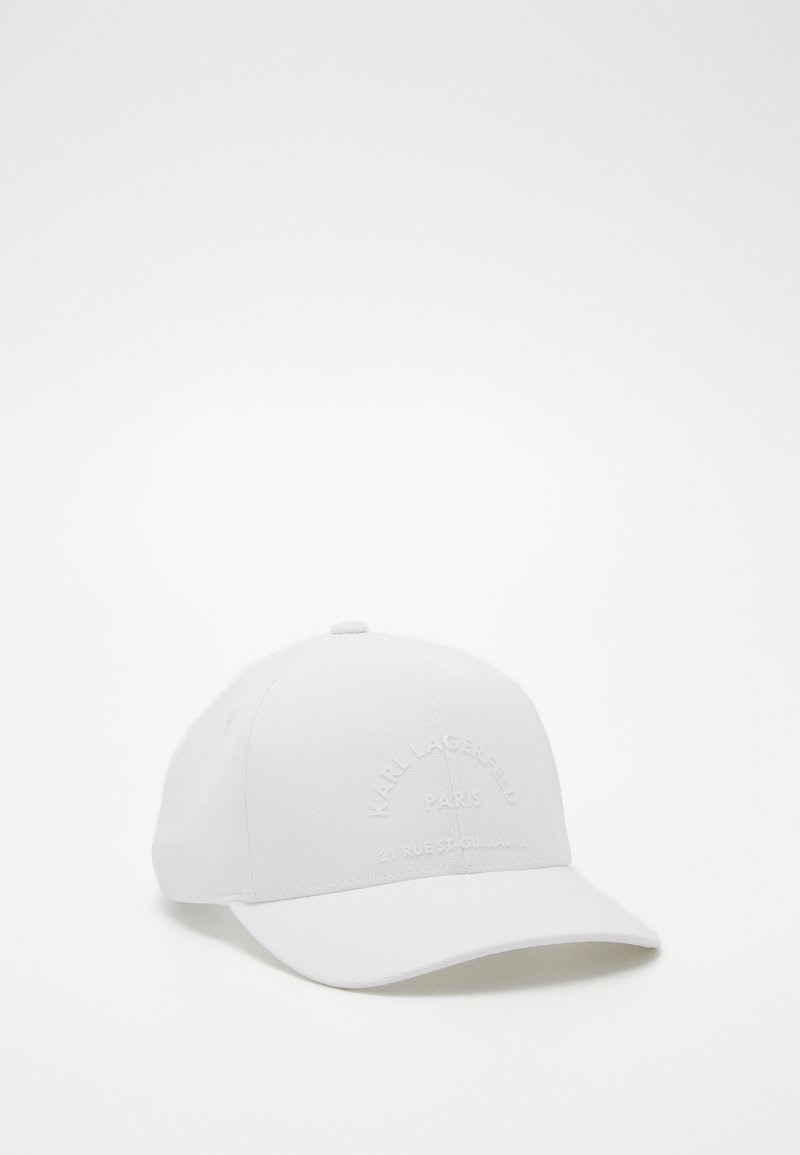KARL LAGERFELD - Cap - white
