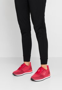KangaROOS - RETRO RACER - Trainers - red - 0