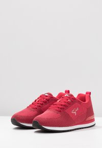 KangaROOS - RETRO RACER - Trainers - red - 4