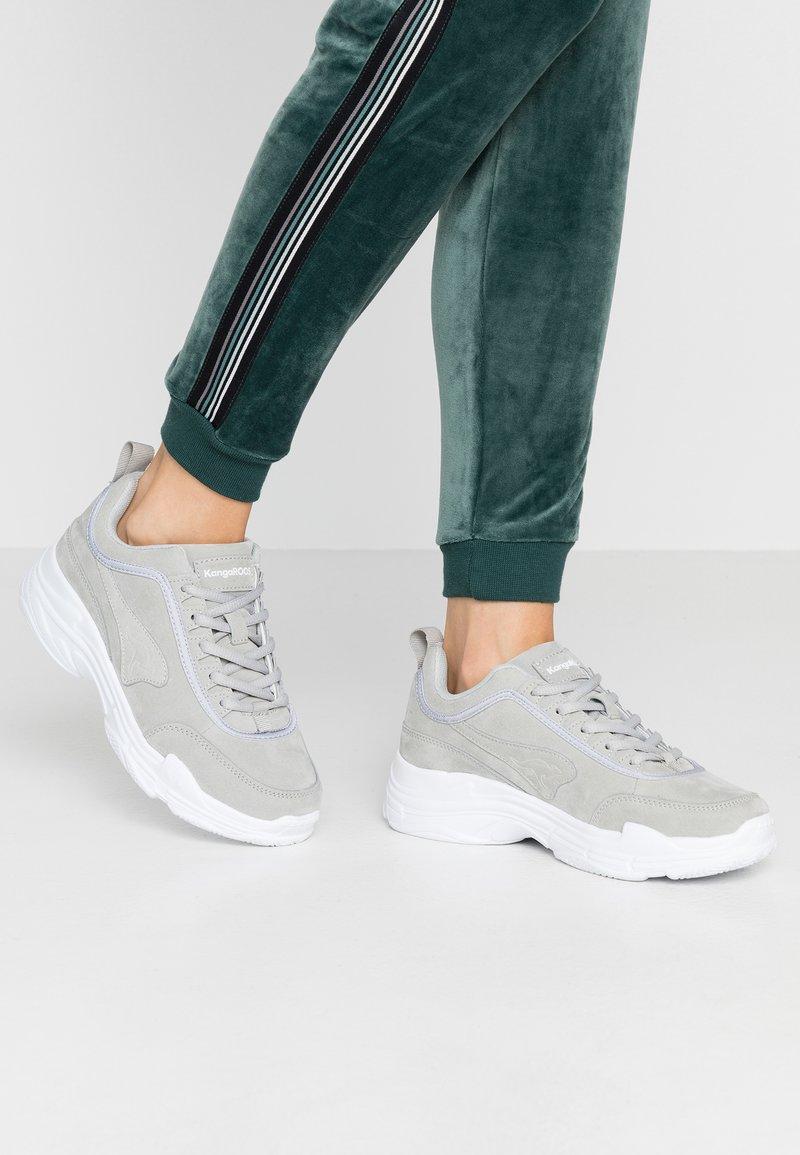 KangaROOS - GATOR - Sneakers - vapor grey