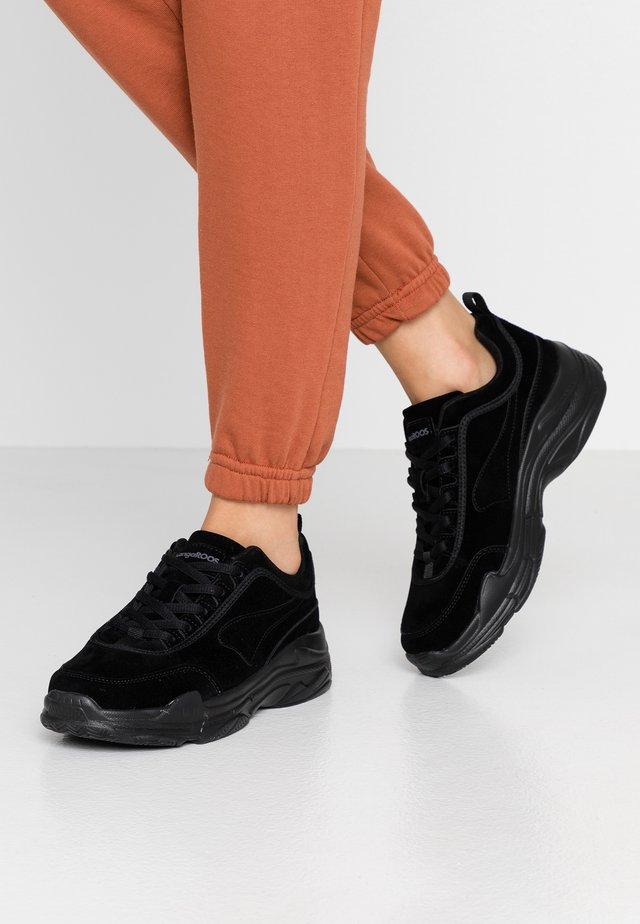 GATOR - Sneakers - jet black