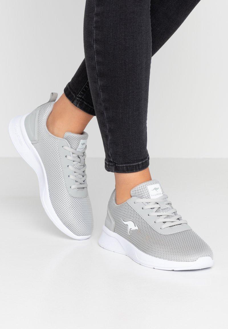 KangaROOS - KF-A EASE - Sneakers - vapor grey