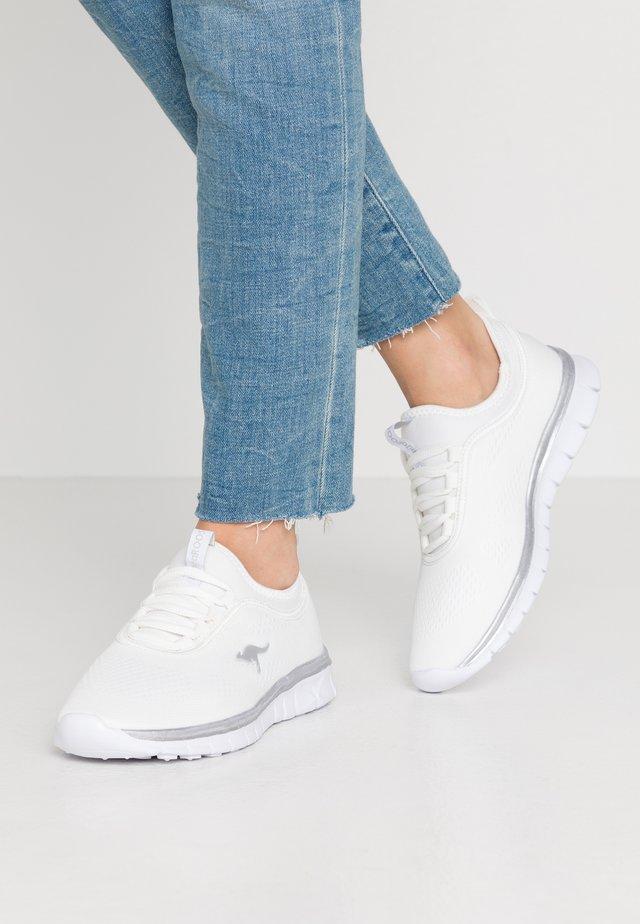K-RUN NEO - Tenisky - white/silver