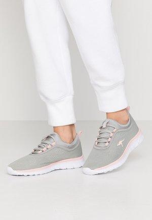 K-RUN NEO - Sneakers - vapor grey/english rose