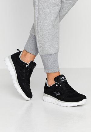 KR-ECHO - Sneakers - jet black/vapor grey