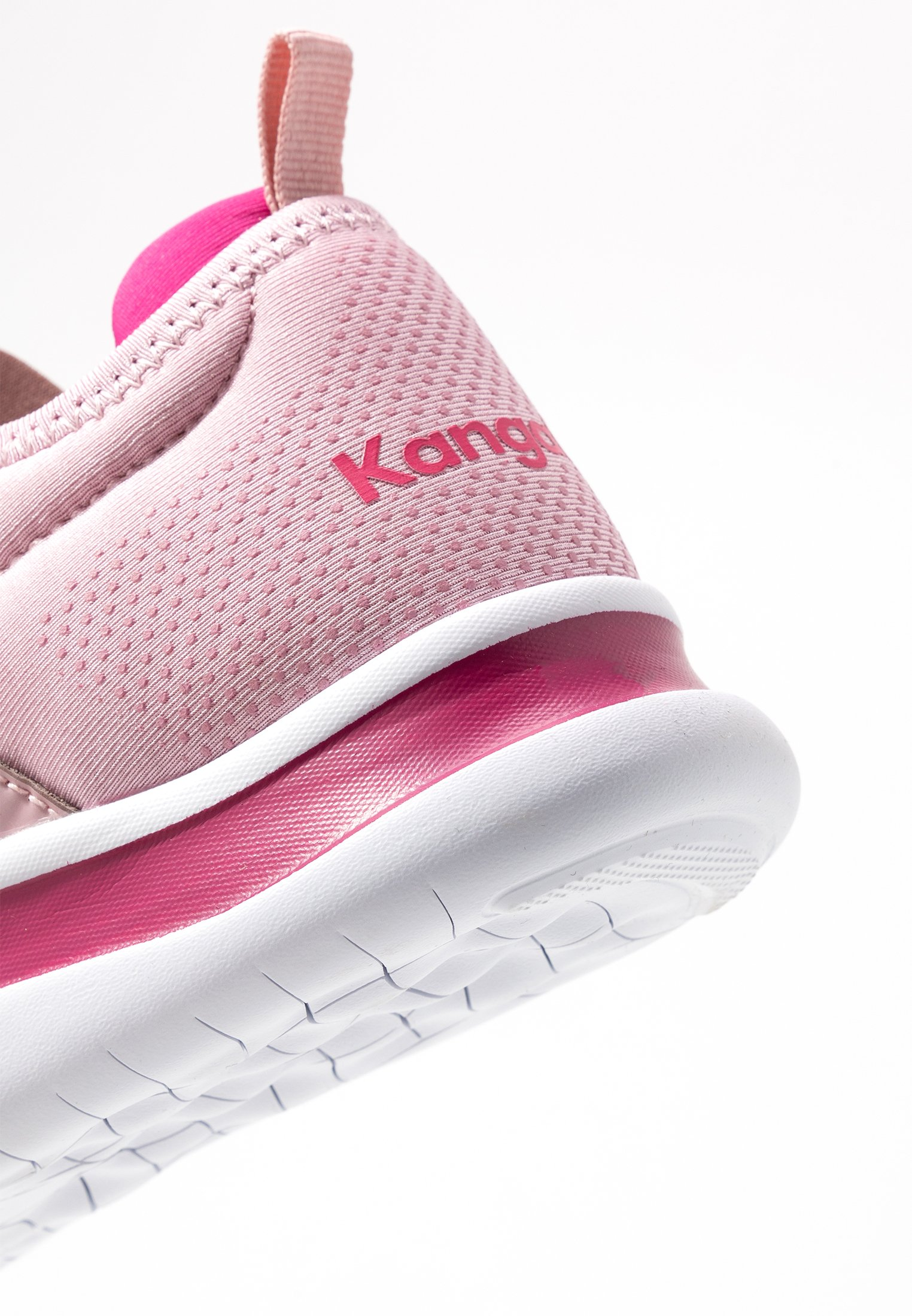 KangaROOS KG-NIMBLE - Sneakersy niskie - dusty lilac/fuchsia