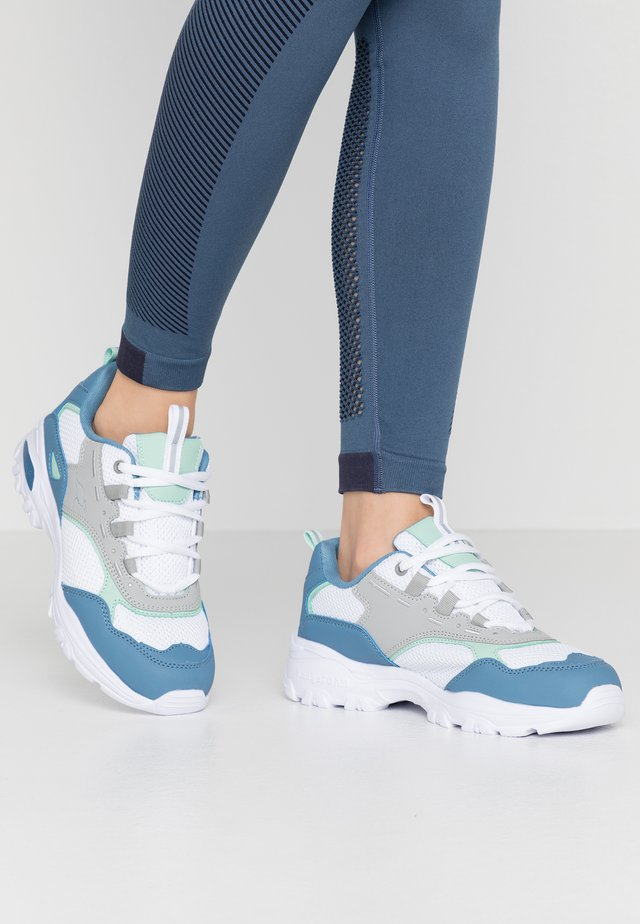 KW-COBY - Sneakers - vapor grey/faded blue
