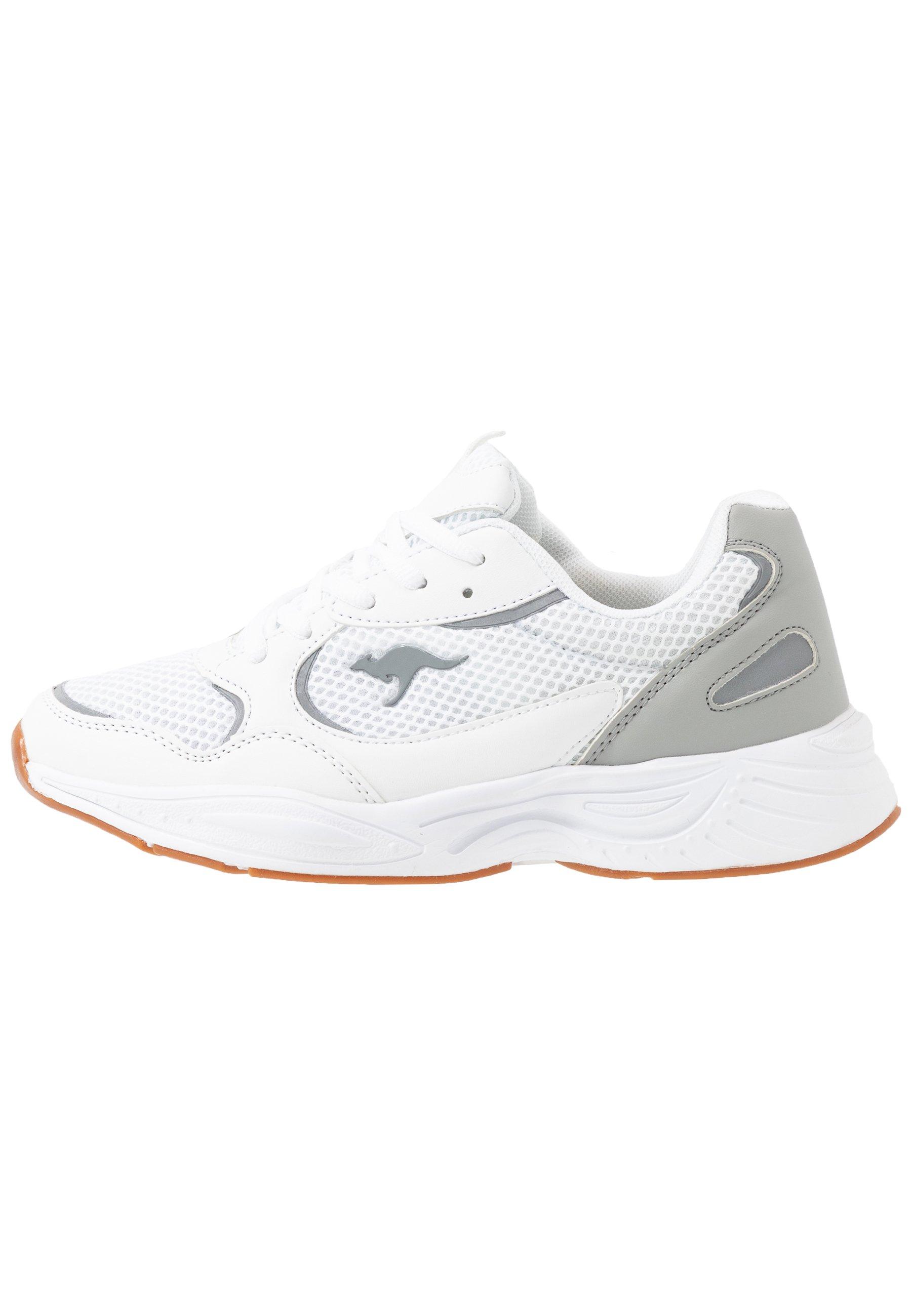 Kangaroos K-pow - Sneakers White/vapor Grey