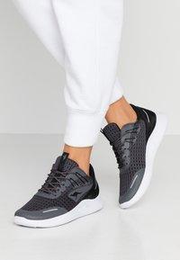 KangaROOS - KG-DEFT - Sneakers - steel grey/jet black - 0