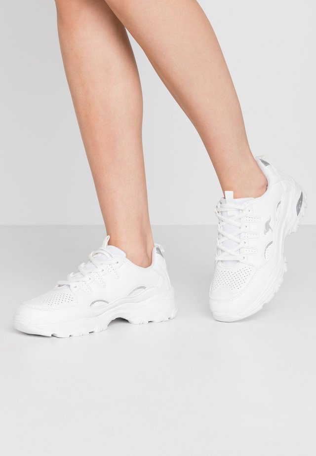 KW-BIRDY - Sneakers - white/silver