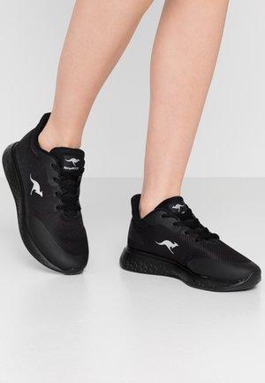 K-ACT FEEL - Sneakers - jet black/mono