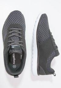 KangaROOS - BUMPY - Sneakers - dark grey - 3