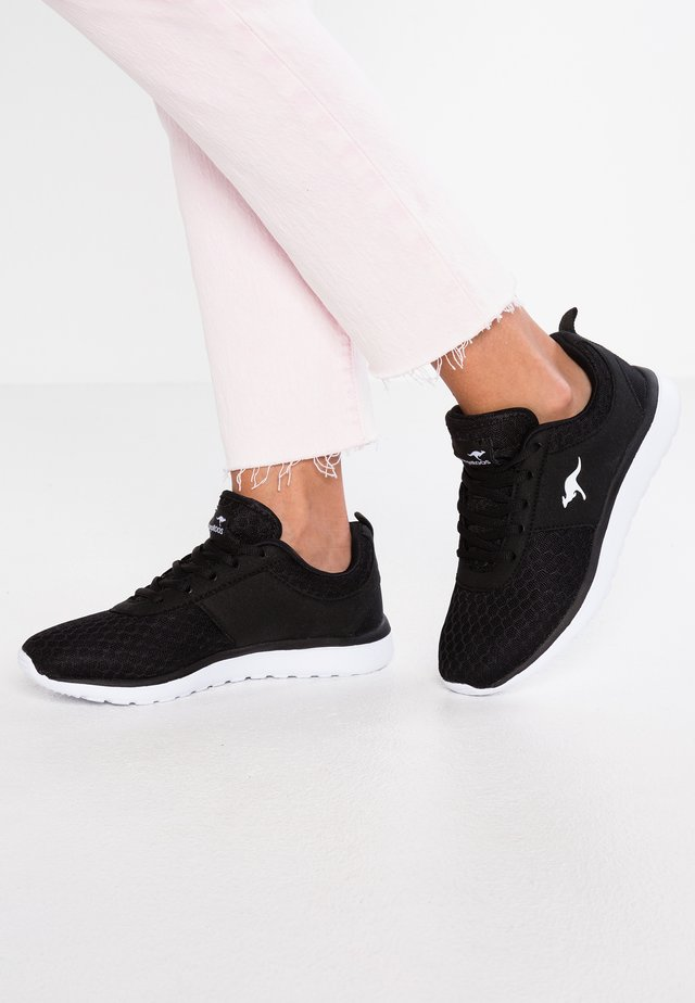 BUMPY - Sneakers - jet black