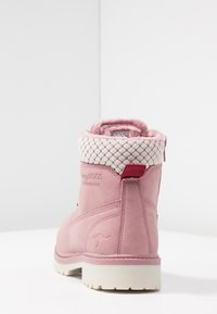 KangaROOS - RIVETER - Ankle boot - rose - 5