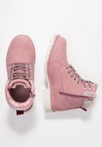 KangaROOS - RIVETER - Ankle boot - rose - 3