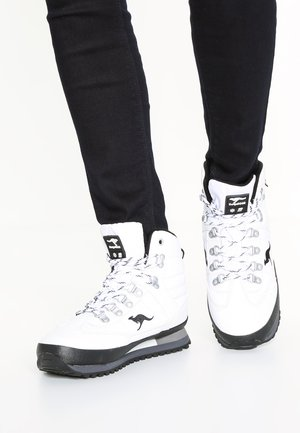 K-SKOR RTX - Lace-up ankle boots - white
