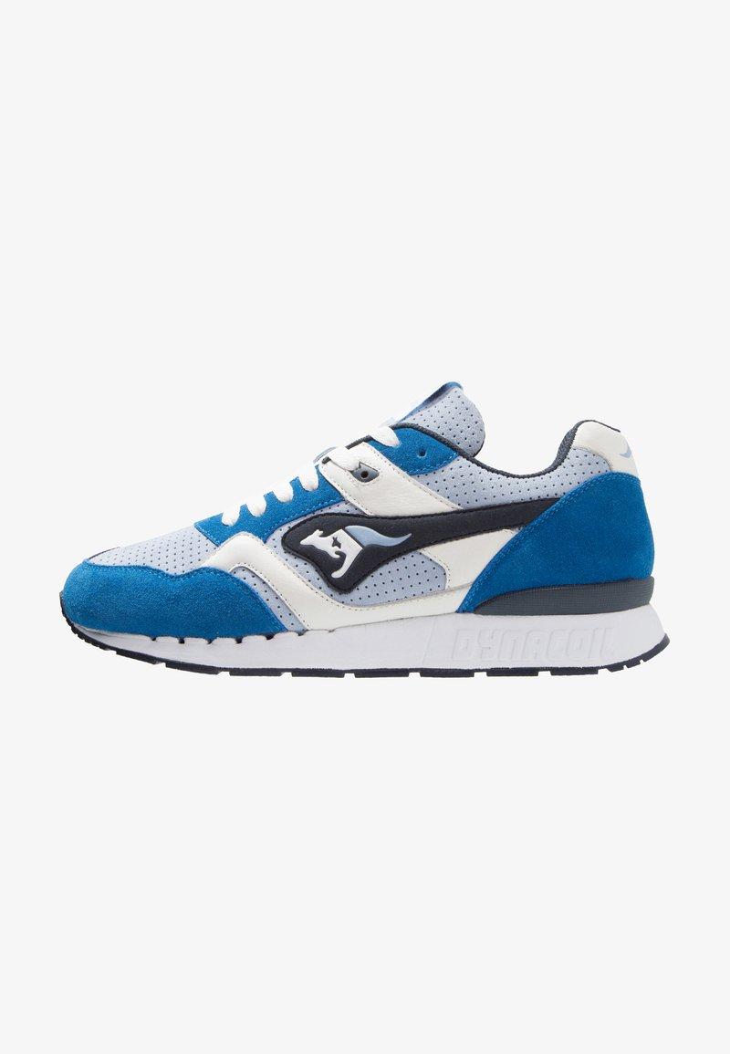 KangaROOS - RACER HYBRID - Trainers - blue/white