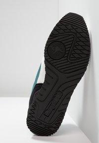 KangaROOS - OMNIRACER - Sneakers - white /tile blue - 4