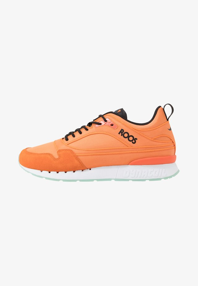 RAGE  - Sneakers - orange/jet black