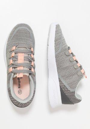 KF LOCK - Sneakers - vapor grey/dusty rose