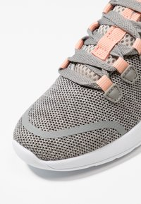 KangaROOS - KF LOCK - Sneakers - vapor grey/dusty rose - 2