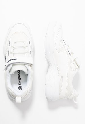 CHUNKY - Sneakers - white