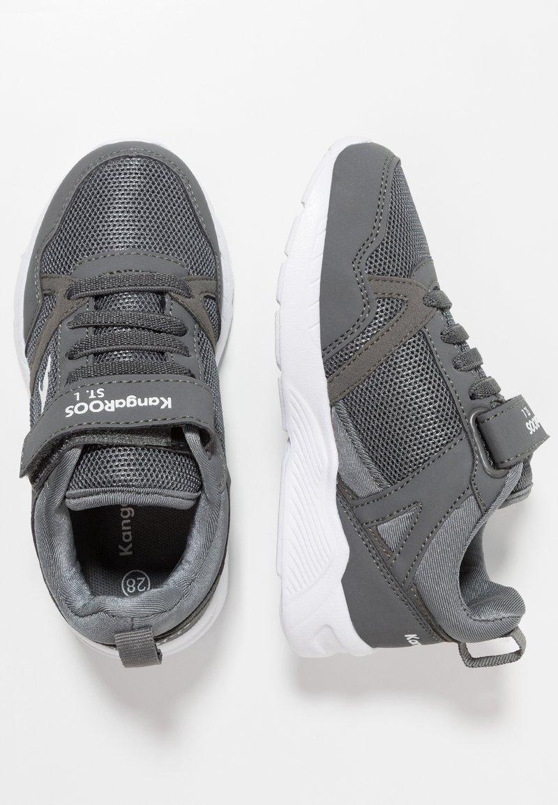 KangaROOS - K-JUMPER - Trainers - steel gray/white