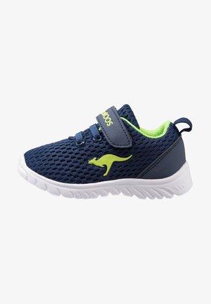 INLITE - Sneakers - navy/lime
