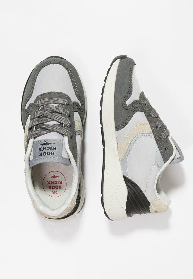 ROOSKICKX ROOKI SPORT - Sneakers - steel grey/vapor grey