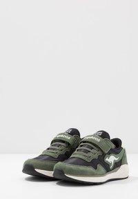 Rooskickx - INVADER RK - Sneakers - olive/jet black - 3