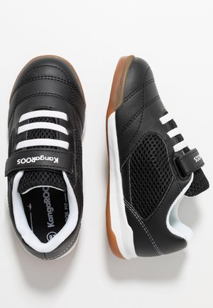 INCOURT - Sneakers laag - jet black/white