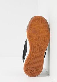 KangaROOS - INCOURT - Baskets basses - jet black/white - 5