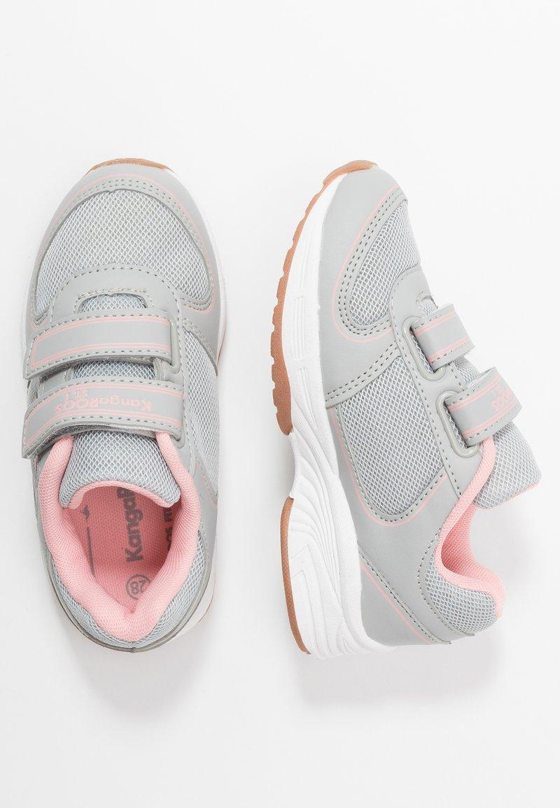 KangaROOS - SINU - Sneaker low - vapor grey/frost pink