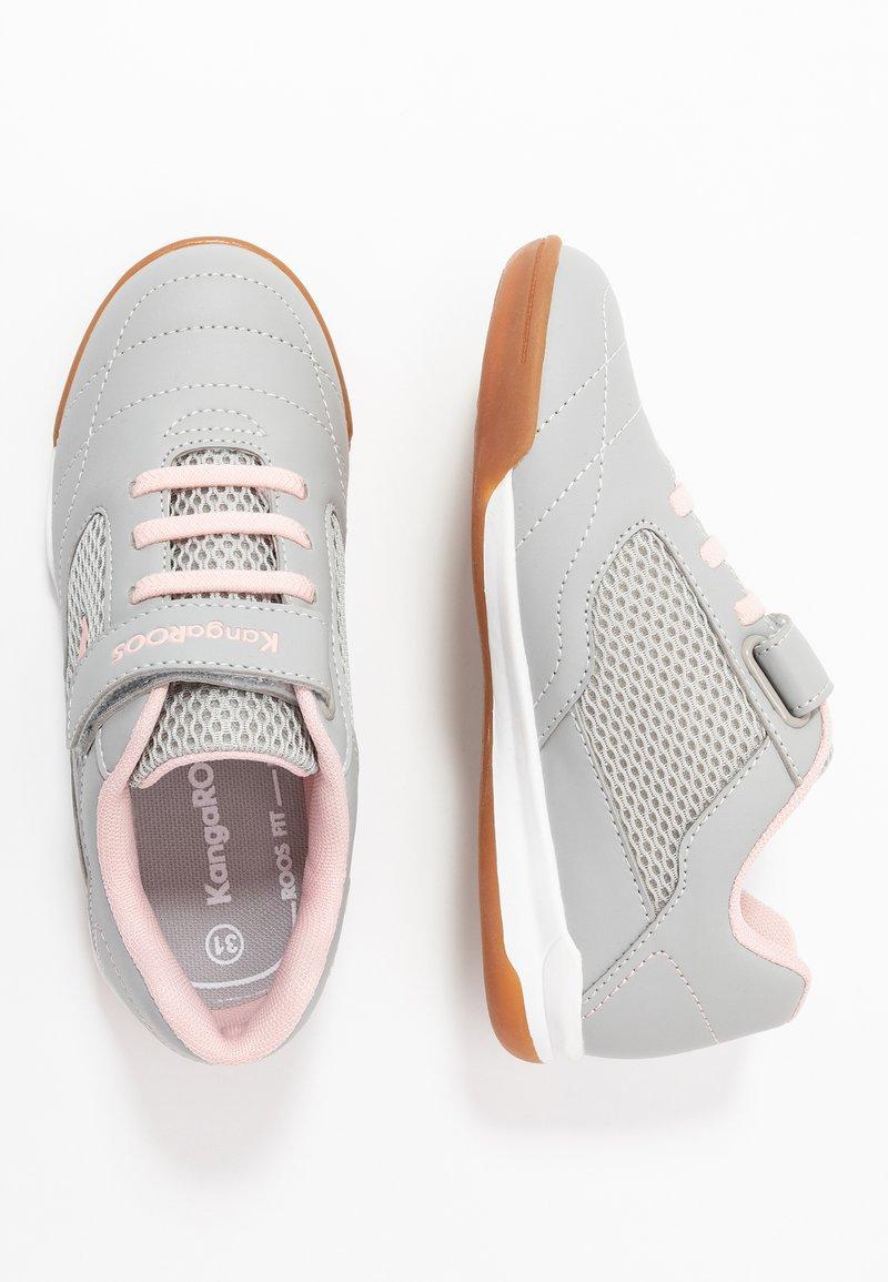 KangaROOS - RACE YARD - Sneakers - vapor grey/english rose