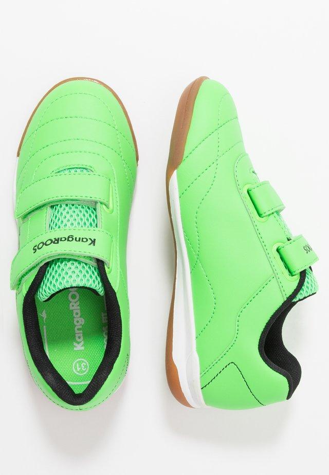 WINGYARD - Trainers - neon green/jet black