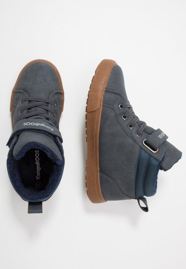 KAVU I  - Höga sneakers - dark navy