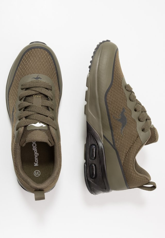 KX-3500 - Trainers - olive/jet black