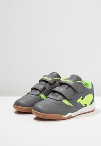 KangaROOS - CHELO COMB - Sneakers - steel grey/lime - 3