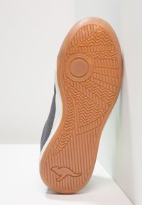 KangaROOS - CHELO COMB - Sneakers - steel grey/lime - 5