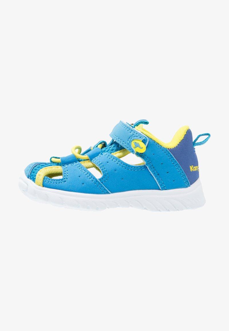 KangaROOS - ROCK LITE  - Trekkingsandaler - blue/yellow