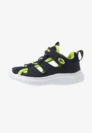 KI-ROCK LITE - Sandals - dark navy/lime